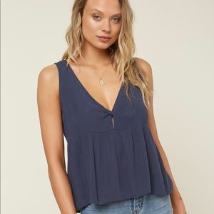 O'Neill HAYES TOP NWT